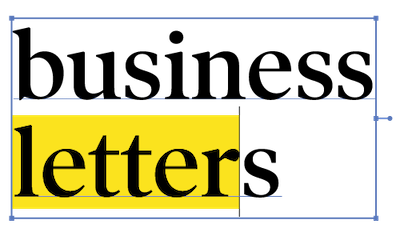 Business Letters logo